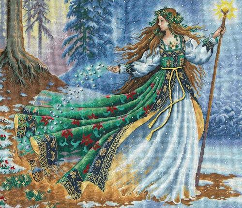 Gold Collection - Woodland Enchantress