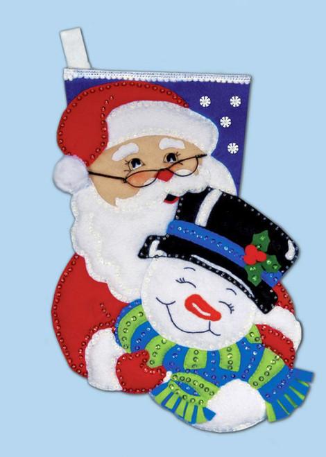 Design Works - Winter Pals Stocking