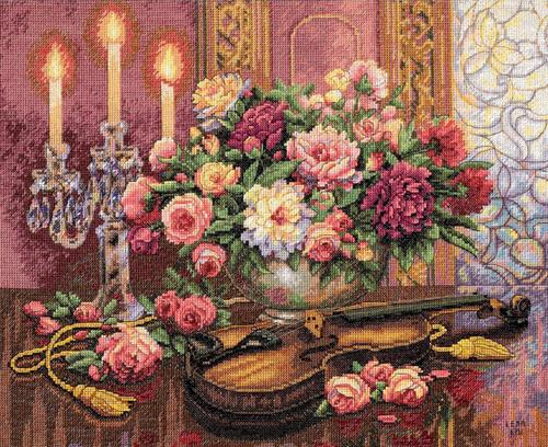 Gold Collection / Lena Liu- Romantic Floral
