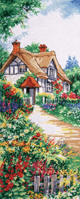 Design Works - Thatched Cottage