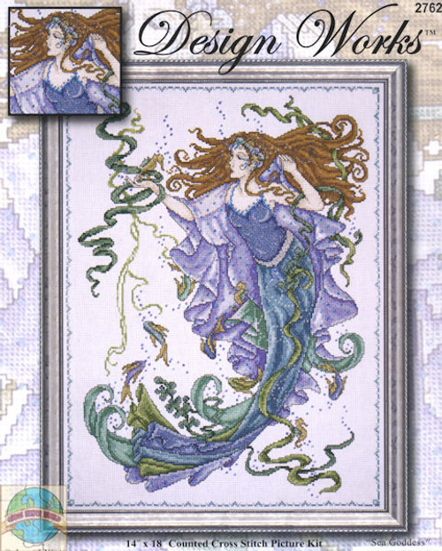 Design Works - Sea Goddess