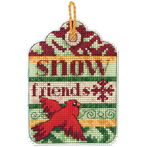 Dimensions - Snow Friends Ornament
