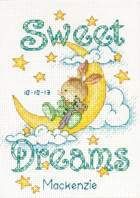 Dimensions - Sweet Dreams Birth Record