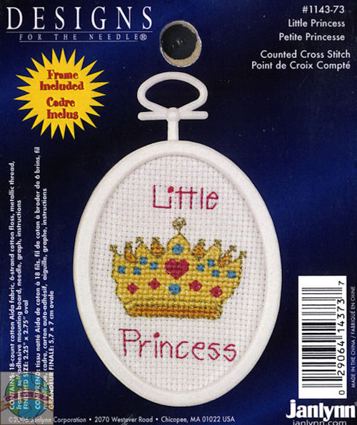 Janlynn Minis - Little Princess