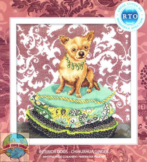 RTO - Interior Dogs - Chihuahua Ginger