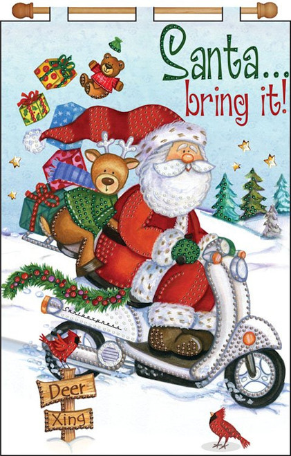 Design Works - Santa Bring It!