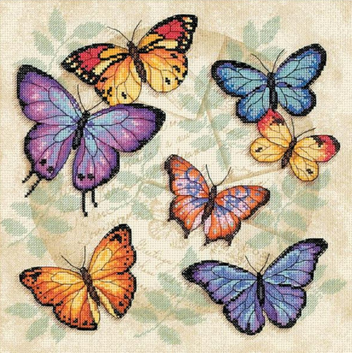 Dimensions - Butterfly Profusion