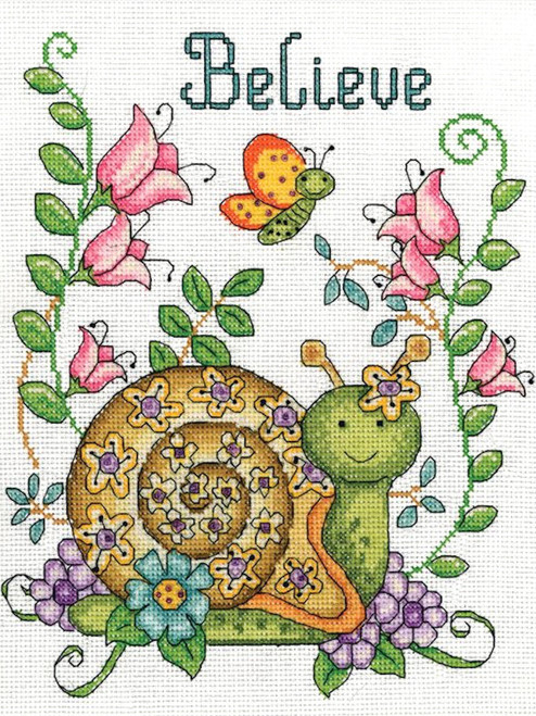 Design Works - Believe (Snail)