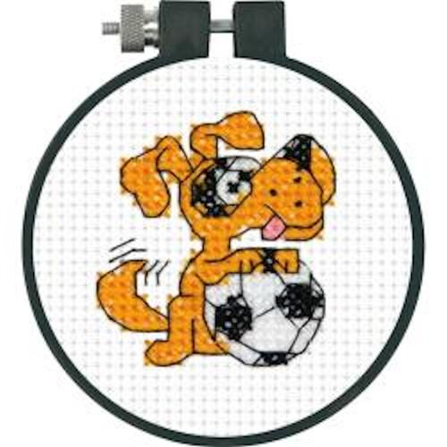 Learn a Craft - Soccer Dog