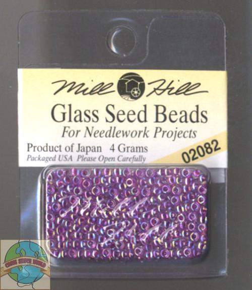 Mill Hill Glass Seed Beads 4g Opal Hyacinth