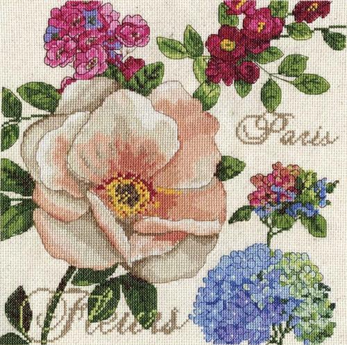 Design Works - Paris Fleurs