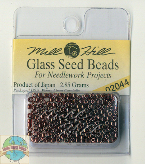 Mill Hill Glass Seed Beads 2.85g All Spice