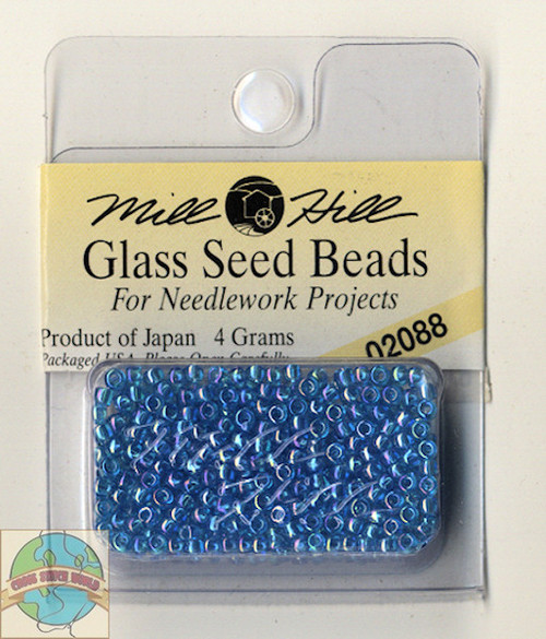 Mill Hill Glass Seed Beads 4g Opal Capri