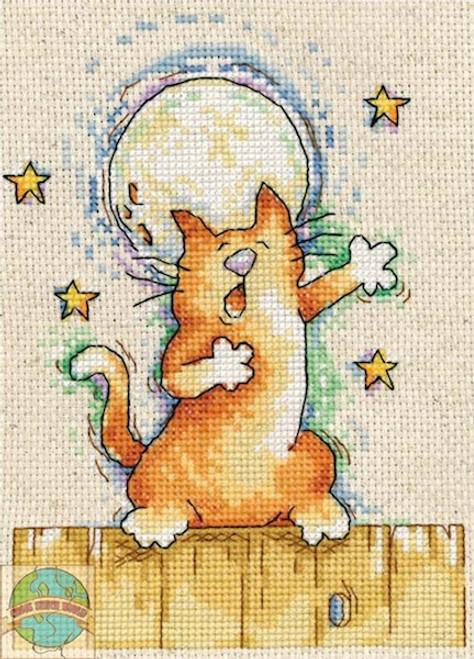 Design Works - Singing Cat