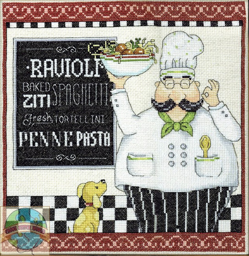 Design Works - Pasta Chef