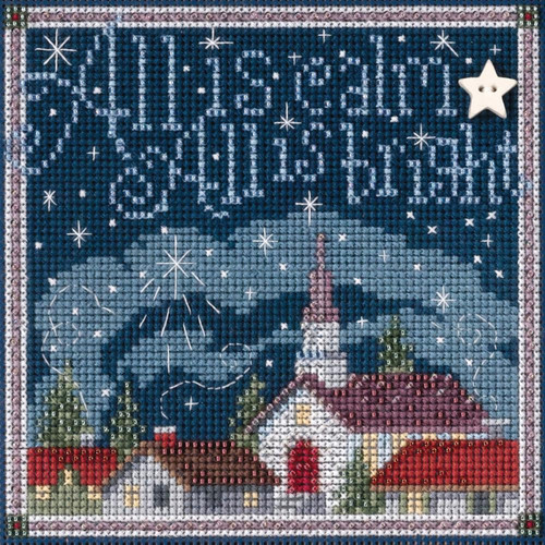 Mill Hill Buttons & Beads - All is Calm