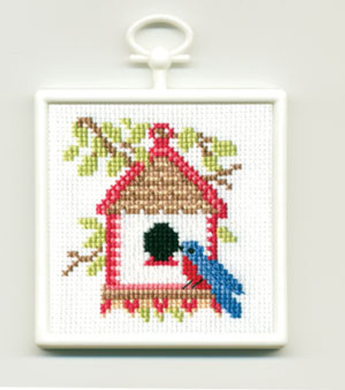 <font size=3>Candamar Mini - Birdhouse