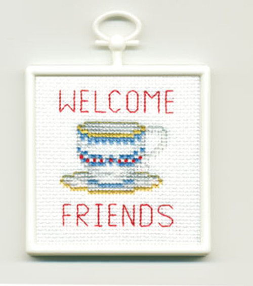 <font size=3>Candamar Mini - Welcome Friends