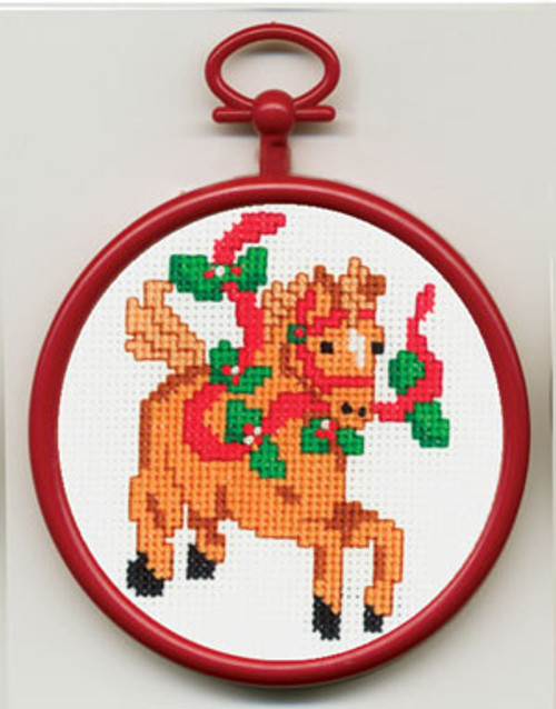 <font size=3>Candamar Mini - Garland Pony