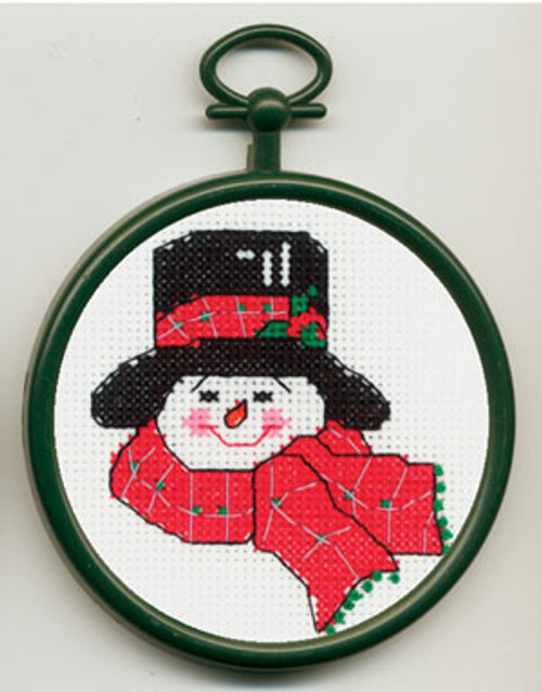 <font size=3>Candamar Mini - Dapper Snowman