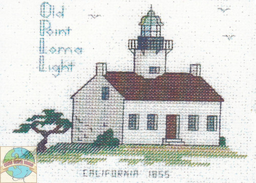 Hilite Designs - Old Point Loma Light