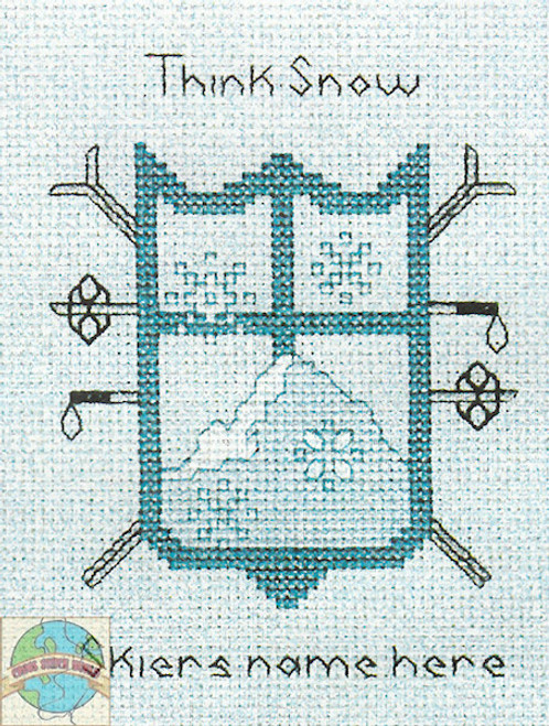 Hilite Designs - Skiers Emblem