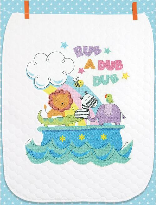 Dimensions - Rub-a-Dub Quilt