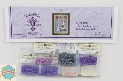 Mirabilia Embellishment Pack - The Garden Party