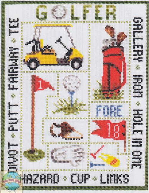 <font size=4>Candamar - Golfer Chart Pack