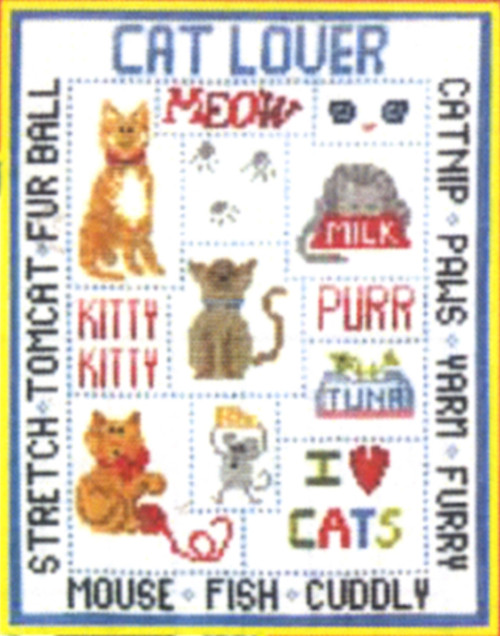 <font size=4>Candamar - Cat Lover Chart Pack