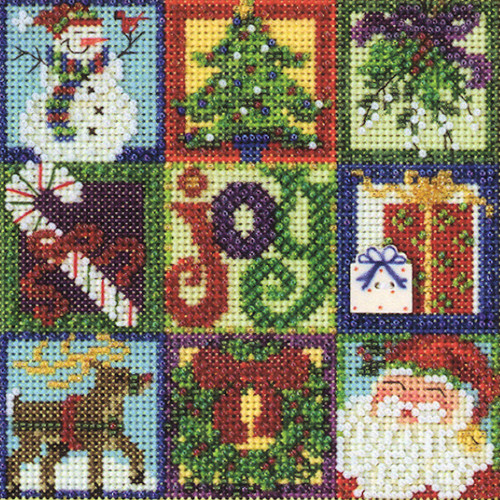 Mill Hill Buttons & Beads - Joy of Christmas