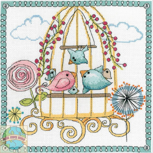 Design Works - Bird Cage