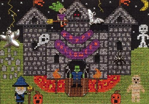 Flowers 2 Flowers - Halloween Monster Bash