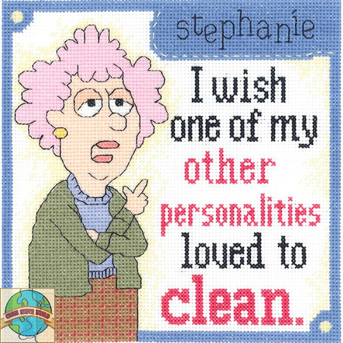Janlynn / Aunty Acid - Other Personalities