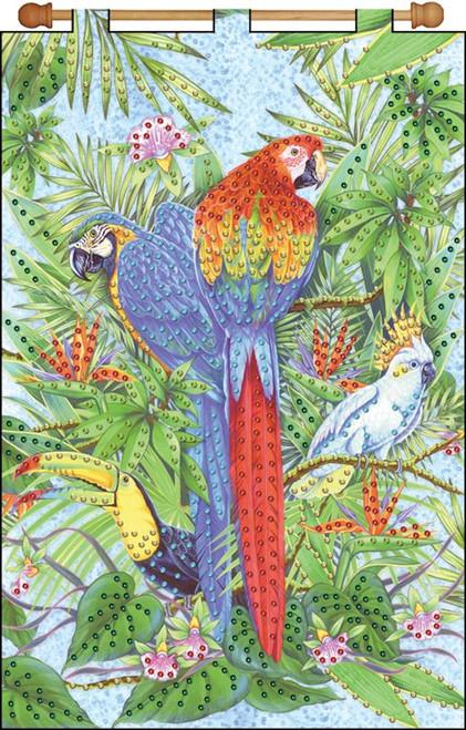 Design Works - Parrots