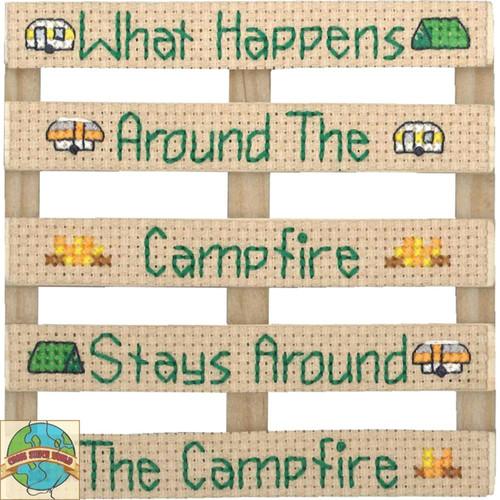 Janlynn - Campfire Stitch Pallet