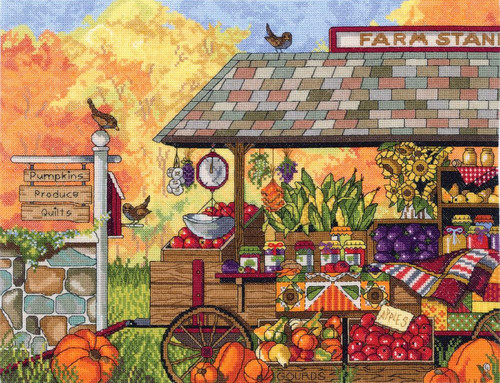 Janlynn - Buck's County Farm Stand