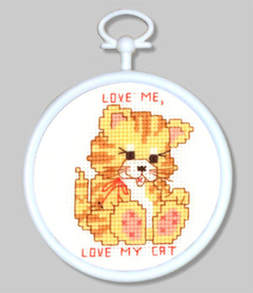 <font size=3>Candamar Mini - Love My Cat