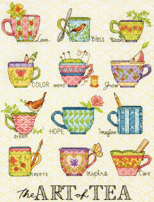 Dimensions - The Art of Tea