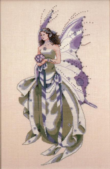 Mirabilia - July's Amethyst Fairy