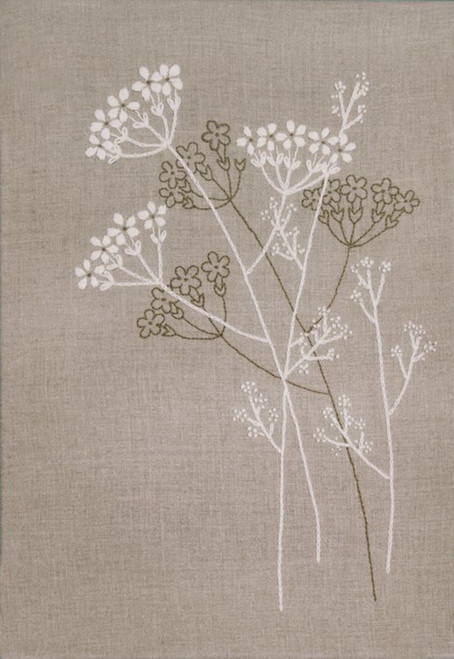 Design Works - Floral Silhouette