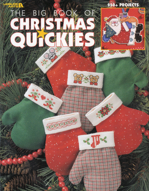 Leisure Arts - The Big Book of Christmas Quickies