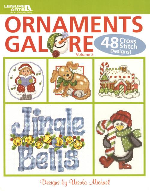 Leisure Arts - Ornaments Galore Volume 2