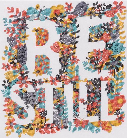 Plaid / Bucilla - Be Still