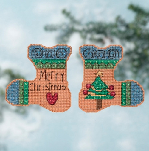 Mill Hill / Sticks - Merry Christmas