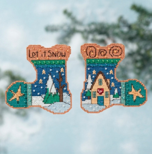 Mill Hill / Sticks - Let It Snow