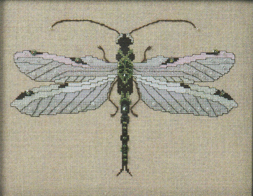 Nora Corbett - The Silver Dragonfly