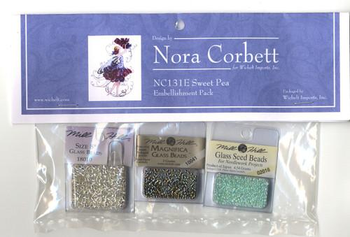Mirabilia Embellishment Pack - Sweet Pea
