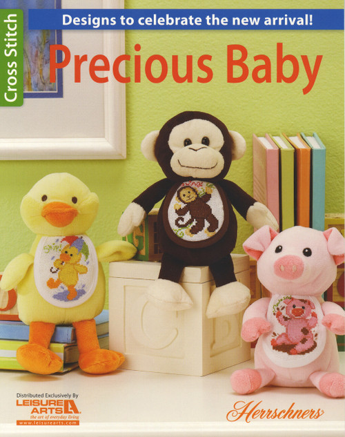 Leisure Arts - Precious Baby