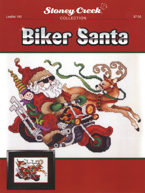 Stoney Creek - Biker Santa